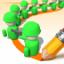 人群涂鸦 V1.0.4 安卓版